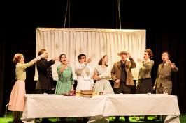 Cambridge University Society Albert Herring, November 2014, (credit: Johannes Hjorth)